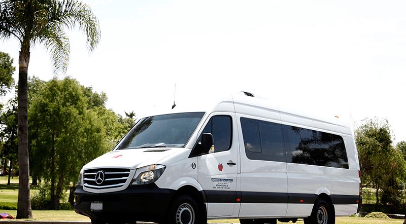 renta de camionetas para viajes